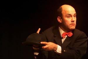 Theaterstück von Theater Mobilis Herr Sturm und sein Wurm