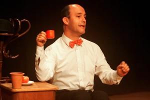 Theaterstück: Herr Sturm und sein Wurm
