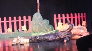 Theaterstück von Theater Mobilis: Arthur, eine Vogelscheuche will fliegen